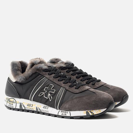 Мужские кроссовки Premiata Lucy 2623M Dark Brown