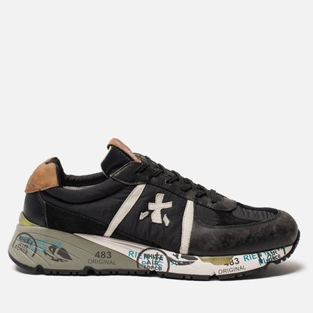 Мужские кроссовки Premiata Mase 3557 Black