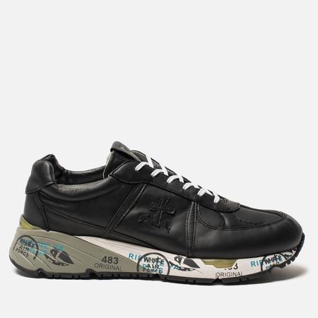 Мужские кроссовки Premiata Mase 3576 Black
