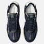 Мужские кроссовки Premiata Mase 3927 Navy фото - 5