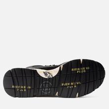 Мужские кроссовки Premiata Mase 4145 Black фото- 4