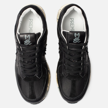Мужские кроссовки Premiata Mase 4145 Black фото- 5