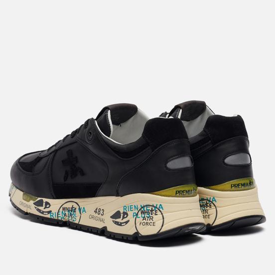 Мужские кроссовки Premiata Mase 4145 Black