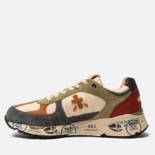Мужские кроссовки Premiata Mase 4553 Multicolor фото- 5