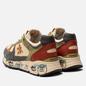 Мужские кроссовки Premiata Mase 4553 Multicolor фото - 2