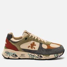 Мужские кроссовки Premiata Mase 4553 Multicolor фото- 3