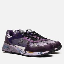 Мужские кроссовки Premiata Mase 4645 Purple/Grey