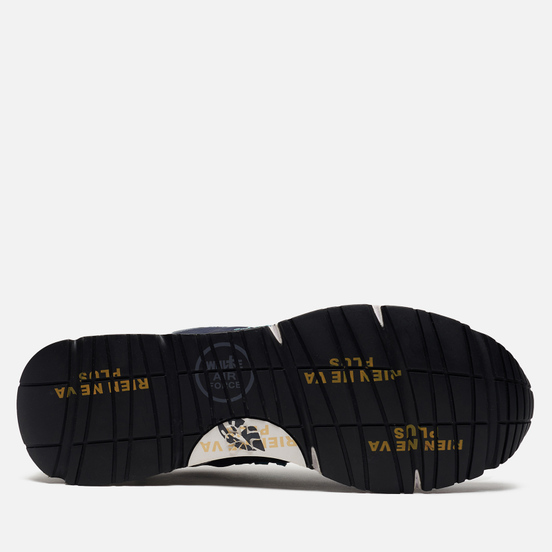 Мужские кроссовки Premiata Mase 4646 Navy