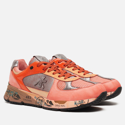 Мужские кроссовки Premiata Mase 4710 Orange/Peach