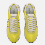 Мужские кроссовки Premiata Mattew 1494E Yellow/White фото- 4