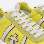Мужские кроссовки Premiata Mattew 1494E Yellow/White фото- 5