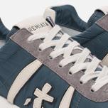 Мужские кроссовки Premiata Mattew 1497E Blue/White фото- 5