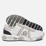 Мужские кроссовки Premiata Mattew 1498E White фото- 2