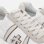Мужские кроссовки Premiata Mattew 1498E White фото- 5