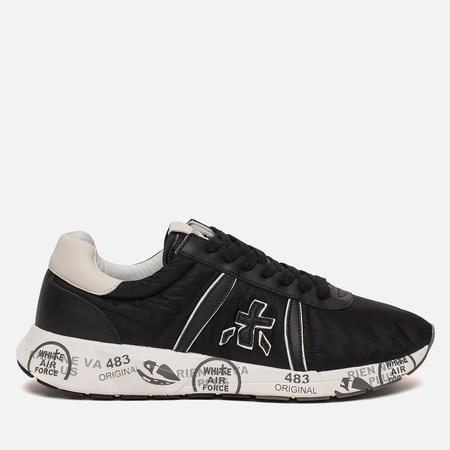 Мужские кроссовки Premiata Mattew 2407 Black/White