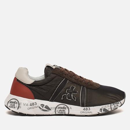 Мужские кроссовки Premiata Mattew 2411 Brown