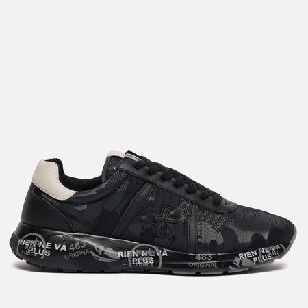 Мужские кроссовки Premiata Mattew 2413 Black Camo