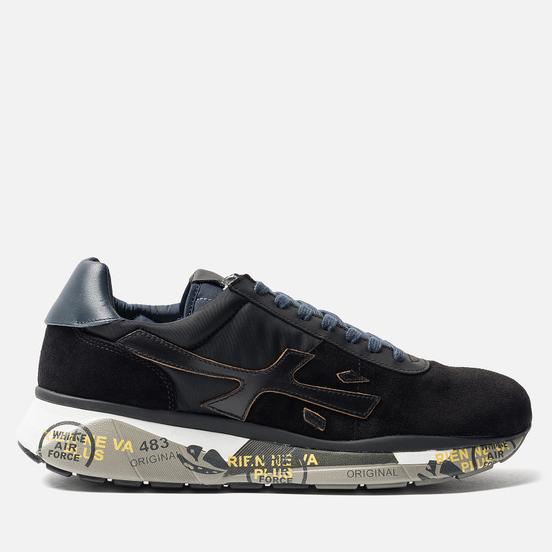 Мужские кроссовки Premiata Mattew 4300 Black