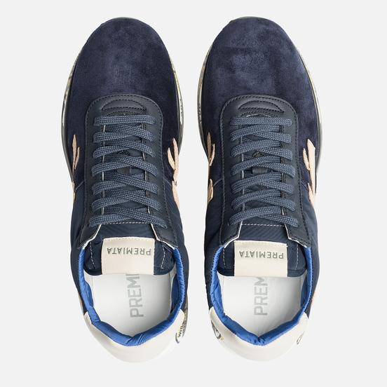 Мужские кроссовки Premiata Mattew 4304 Multicolor