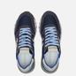Мужские кроссовки Premiata Mick 1280E Dark Navy/Blue фото - 1