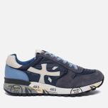Мужские кроссовки Premiata Mick 1280E Dark Navy/Blue фото- 0