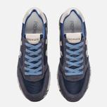 Мужские кроссовки Premiata Mick 1280E Dark Navy/Blue фото- 4