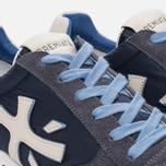 Мужские кроссовки Premiata Mick 1280E Dark Navy/Blue фото- 5