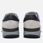 Мужские кроссовки Premiata Mick 1430E Grey фото- 3