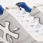Мужские кроссовки Premiata Mick 1430E Grey фото- 5