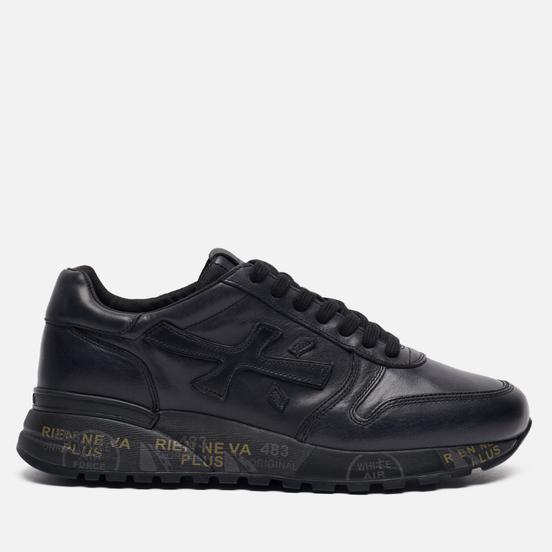 Мужские кроссовки Premiata Mick 1453 Black