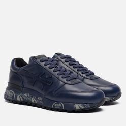 Мужские кроссовки Premiata Mick 1807 Navy Blue