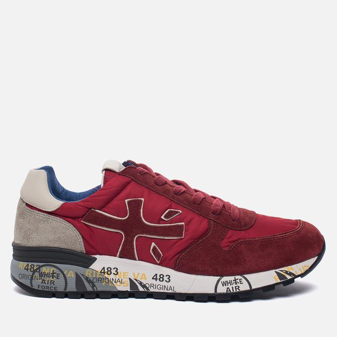 Мужские кроссовки Premiata Mick 2191 Red