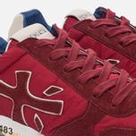 Мужские кроссовки Premiata Mick 2191 Red фото- 5
