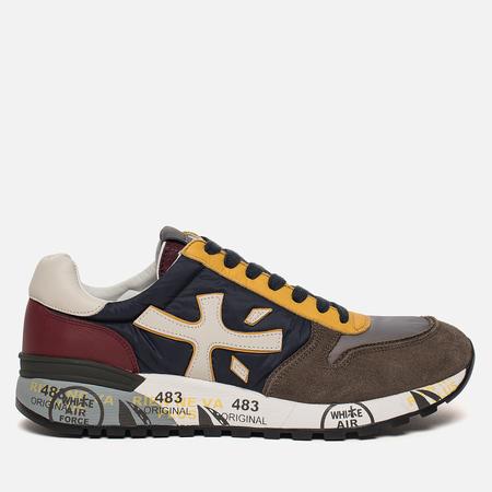 Мужские кроссовки Premiata Mick 2338 Multicolor
