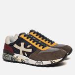 Мужские кроссовки Premiata Mick 2338 Multicolor фото- 1