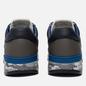 Мужские кроссовки Premiata Mick 2341 Blue/Grey фото - 3