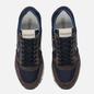 Мужские кроссовки Premiata Mick 2341 Blue/Grey фото - 4
