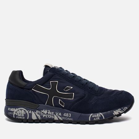 Мужские кроссовки Premiata Mick 2630 Navy Blue