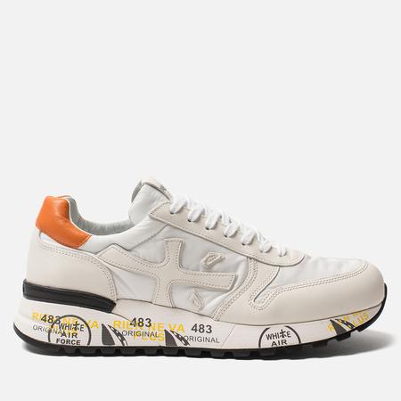 Мужские кроссовки Premiata Mick 2828 White