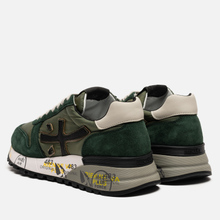 Мужские кроссовки Premiata Mick 3252 Green фото- 2