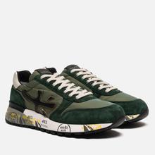 Мужские кроссовки Premiata Mick 3252 Green фото- 0