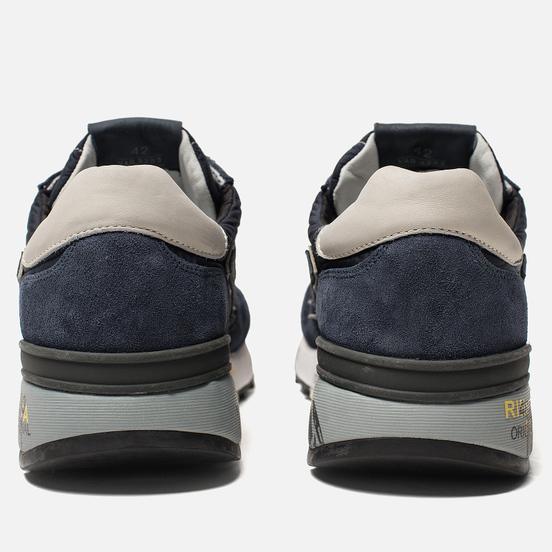 Мужские кроссовки Premiata Mick 3253 Navy