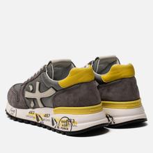 Мужские кроссовки Premiata Mick 3751 Anthracite фото- 2