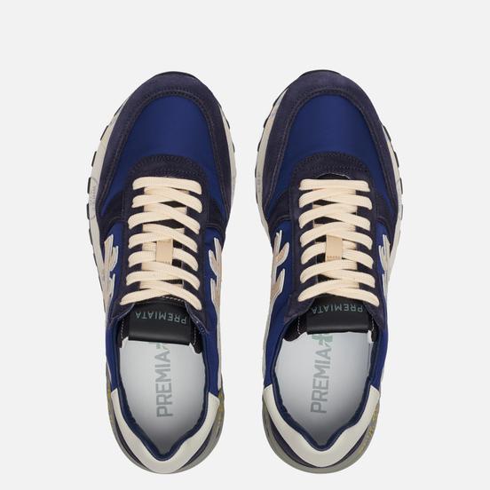 Мужские кроссовки Premiata Mick 4020 Navy