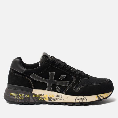Мужские кроссовки Premiata Mick 4052 Black