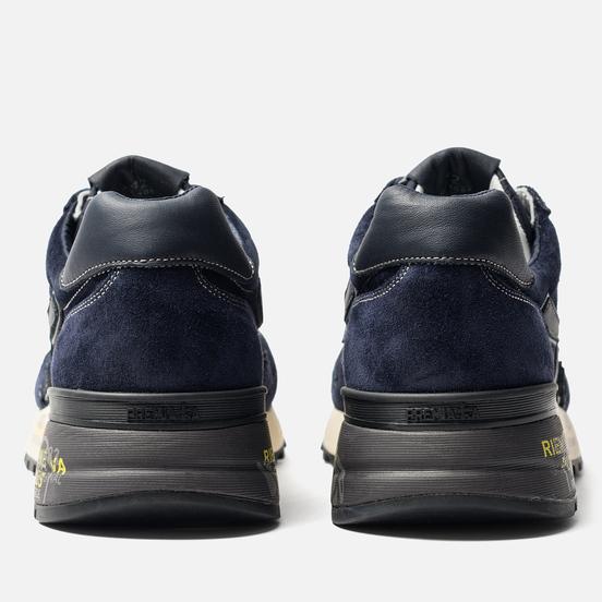 Мужские кроссовки Premiata Mick 4055 Navy
