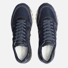 Мужские кроссовки Premiata Mick 4055 Navy фото- 5