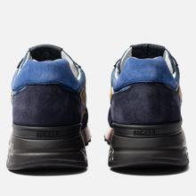 Мужские кроссовки Premiata Mick 4056 Blue/Navy фото- 2