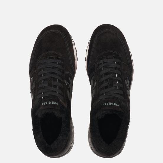 Мужские кроссовки Premiata Mick 4308 Black