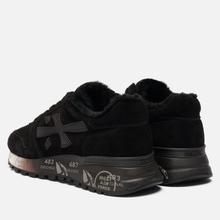 Мужские кроссовки Premiata Mick 4308 Black фото- 1